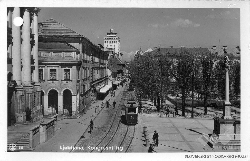 2nd half 20th Postcard_of_Ljubljana,_Congress_Square_(10).jpg
