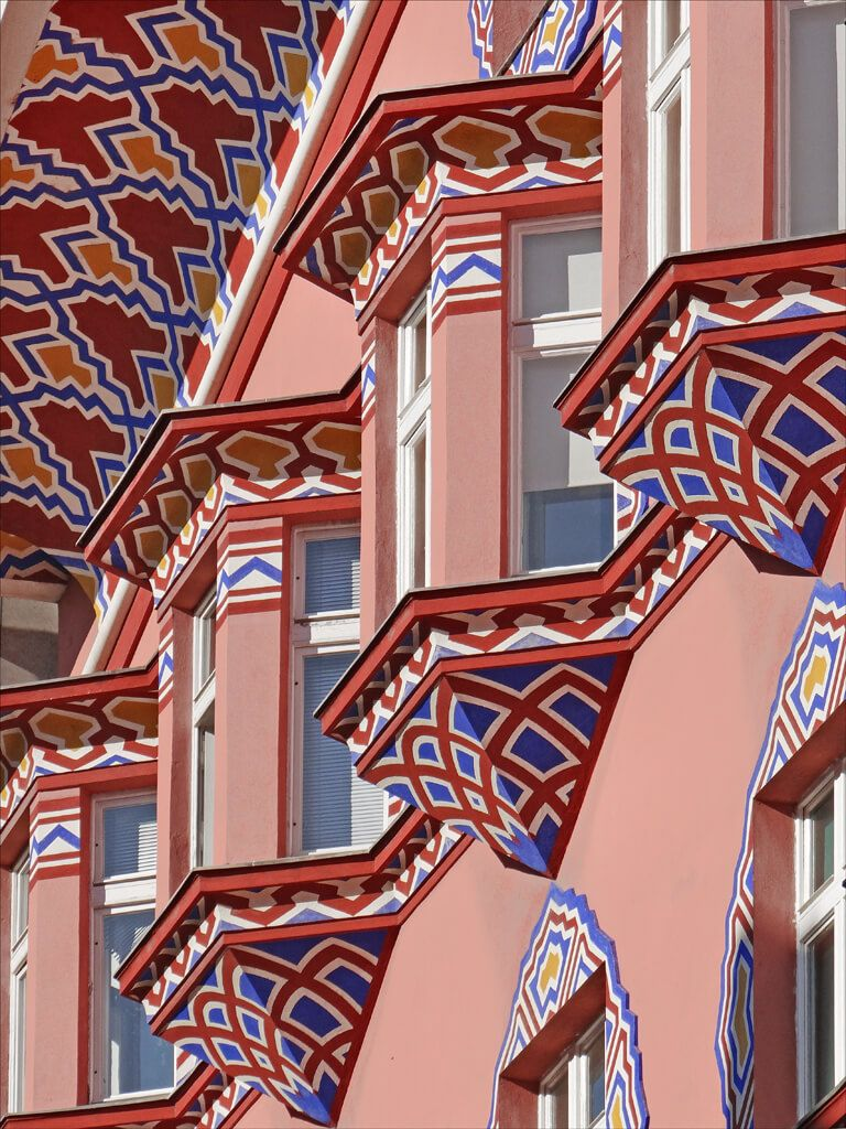 Flickr - Jean-Pierre Dalbéra CC-by-2.0 Co-op building miklosiceva secession art nouveau.jpg