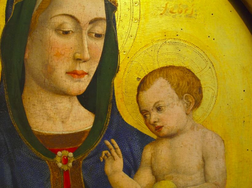 Virgin and Child early 16th century - detail 02.jpg