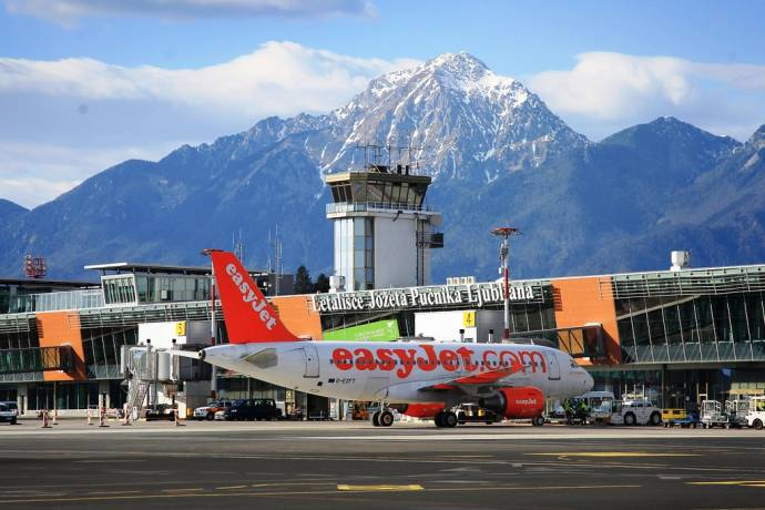 How to Get to Ljubljana Airport from the City