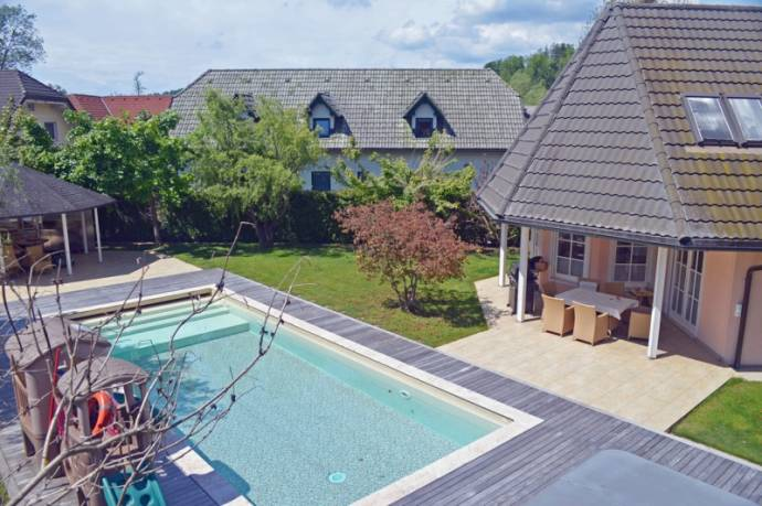 Property of the Week: Family House with Pool and Garden, Near Ljubljana