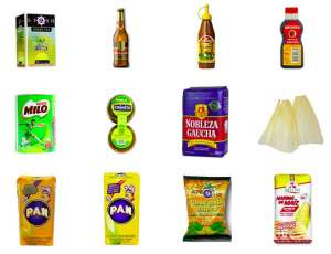 Some of the products you can now get in Slovenia...