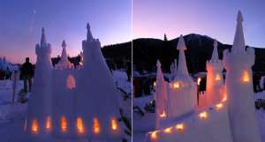 King Matjaž Snow Castle Competition: January 24-26, 2020