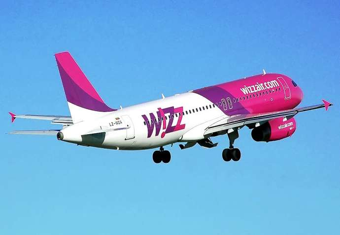 Wizz Air Suspends Winter London-Ljubljana Flights