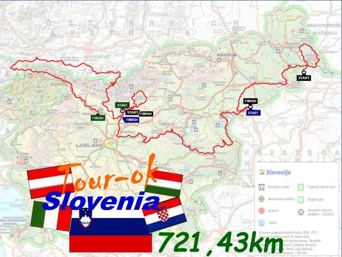 A Cycling Tour of Slovenia