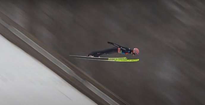 Ski Jumping: Germany Win Team Event in Planica (Video)