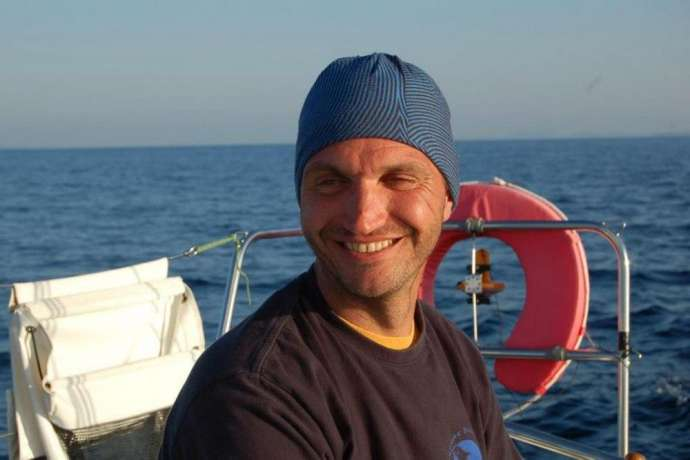 Meet the People: Ambrož Jakop, Boating Instructor