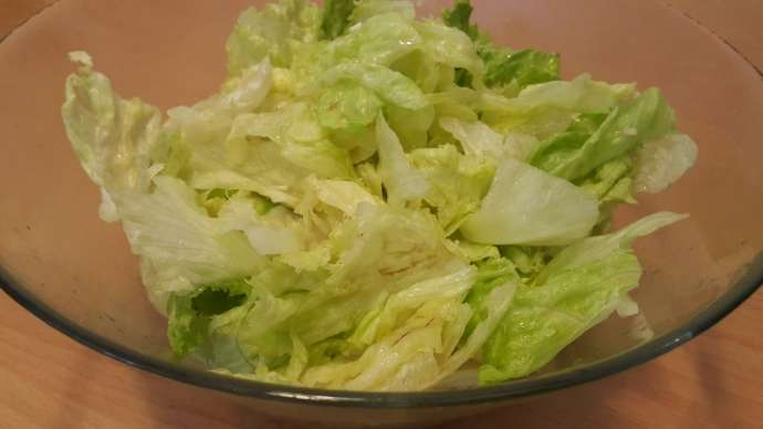 Slovenian Recipe of the Week: Ljubljana Iceberg in Salad