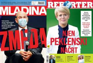 What Mladina & Reporter Are Saying This Week:  All About Janša