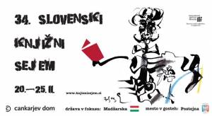 The 34th Slovenian Book Fair Opens Tonight, Ends Sunday