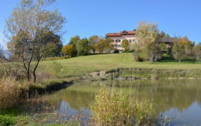 Property of the Week: Large Estate Ready for Tourism Use or a Self-Sufficient Farm, Near Postojna