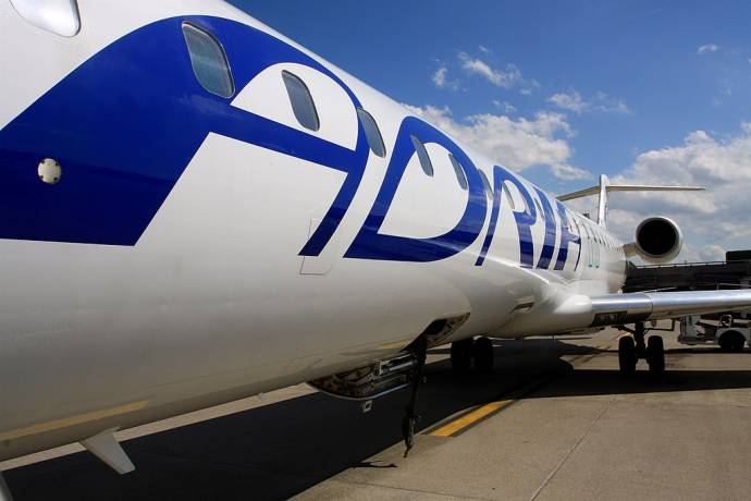 Adria Airways to Connect Ljubljana with 26 Cities this Summer