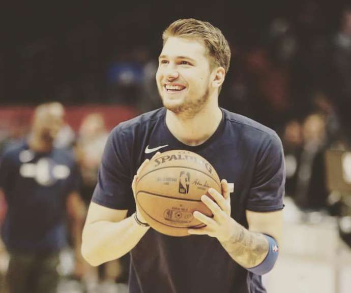 Dončić Leads Fan Voting for the All-Star Game