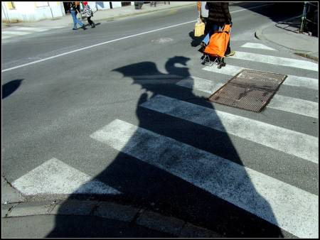 The Shadow Self in Ljubljana