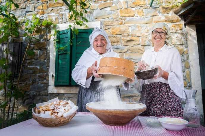 Enjoy Homemade Cuisine from Istria: Friday, September 11, Portorož