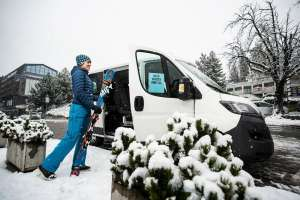 Shuttle Rides from Bled to Various Ski Resorts