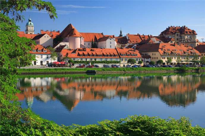 Maribor Saw Strong Increases in Tourists & Nights Stayed in 2018