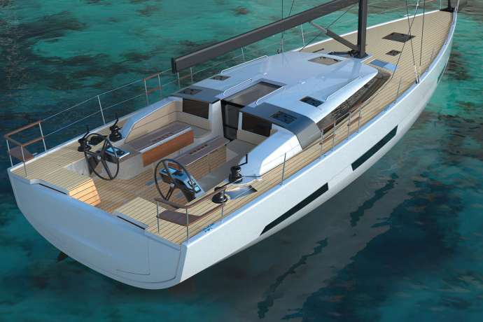 Elan Launches GT6 Luxury Sailboat (Video)