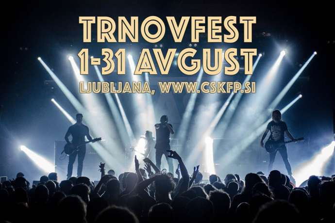 TrNOVfest Opens, Bringing Open Air Music to Trnovo, Ljubljana, All August