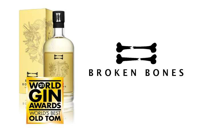 More Awards for Broken Bones Old Tom Gin: A Slovenian Spin on a Classic
