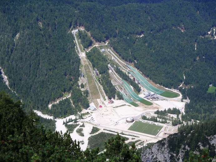 Planica Nordic Centre Wins Gold Medal for Sports Architecture