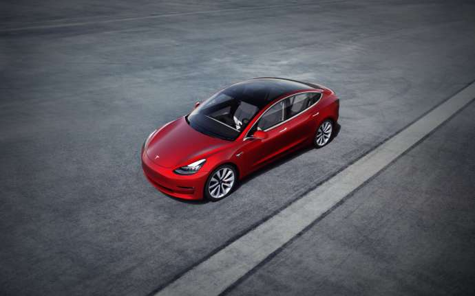 Now Possible to Order Tesla Model 3 in Slovenia