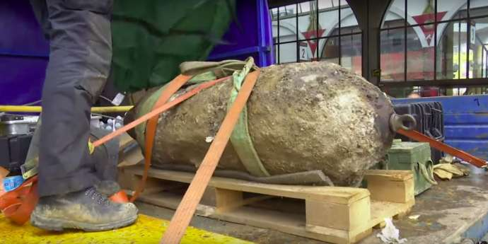 Second Maribor Bomb Safely Defused (Video)