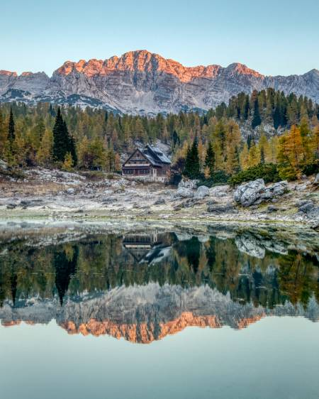 Triglav Lakes Lodge