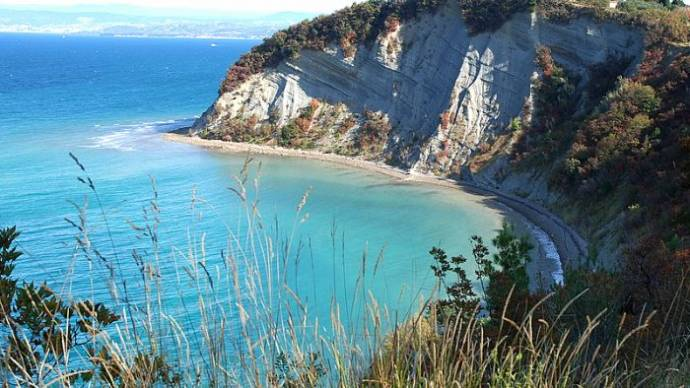 Strunjan Nature Reserve: A Green Escape by the Sea