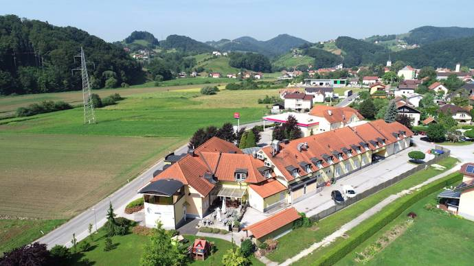 Property of the Week: Penzion Kračun, Loče
