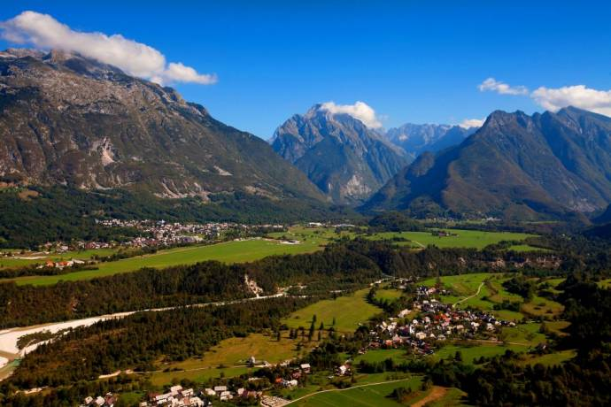 Bovec in General: Where Is It and Why Go There?