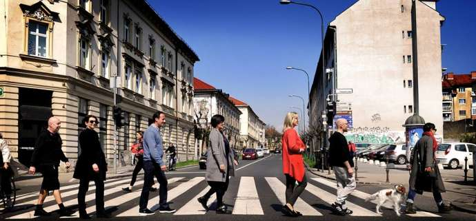 Urban Walks, Inspired by Jane Jacobs, Planned Around Slovenian Towns & Cities in May
