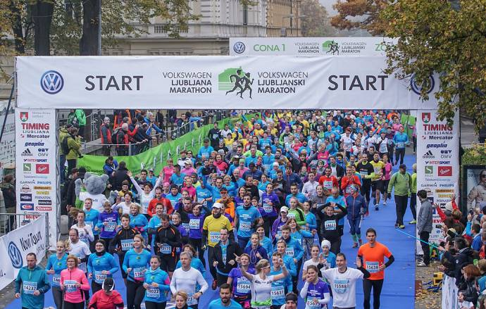 23rd Ljubljana Marathon Will Take Over The Capital This Weekend