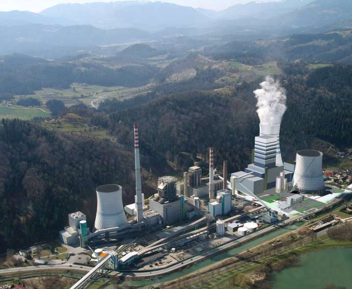 TEŠ Power Station Looks Beyond Coal, Could Burn Biomass or Waste