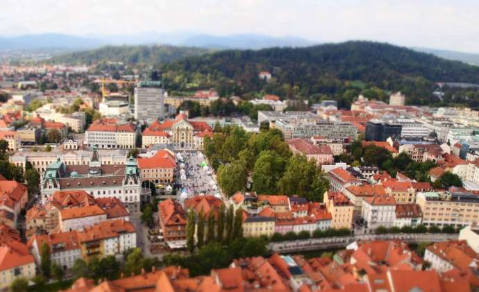 Ljubljana's Property Market Continues to Heat Up