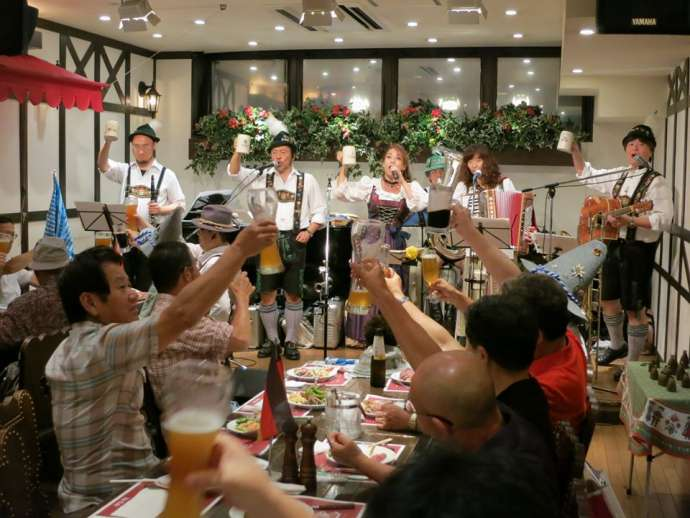 Edelweisskapelle: Two Decades of Slovenian Oom-Pah in Japan (VIDEOS)