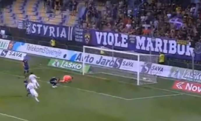 Champions League: Maribor Beat AIK Stockholm, 2:1 (Video Highlights)