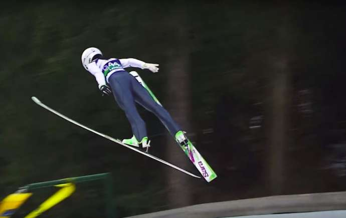 Women's Ski-Jumping World Cup Starts in Ljubno, Ends Sunday