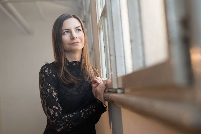 Nina Šenk Will Be the First Slovene Composer Performed at the BBC Proms (Videos)