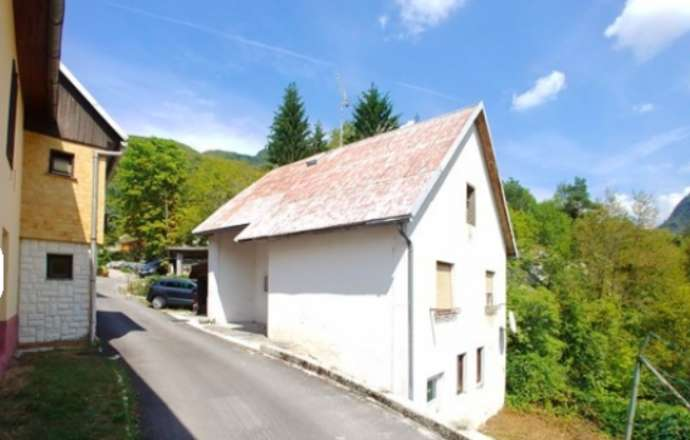 Property of the Week: Three-Floor House Near Bovec