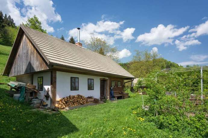 Property of the Week: Five-Hectare Estate, Križna Gora