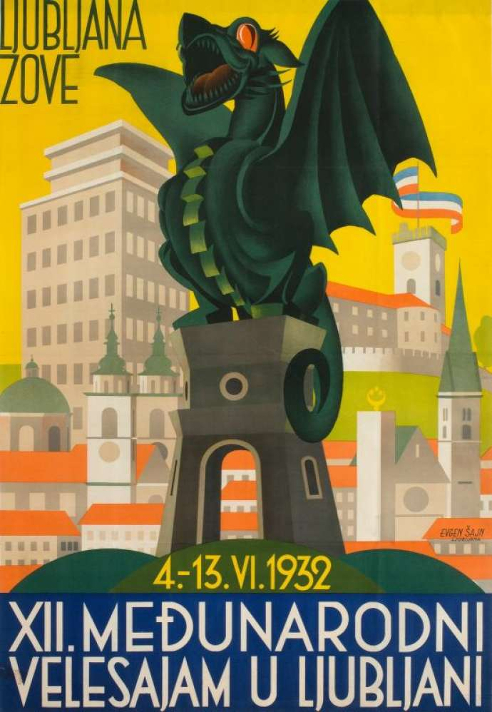 Old Travel Posters Evoke Bygone Slovenia at National Gallery
