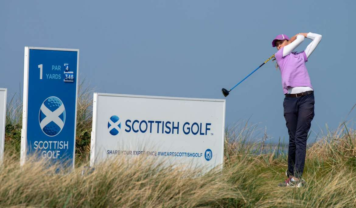 Golf: Slovene Teen Wins Helen Holm Scottish Women's Open Championship