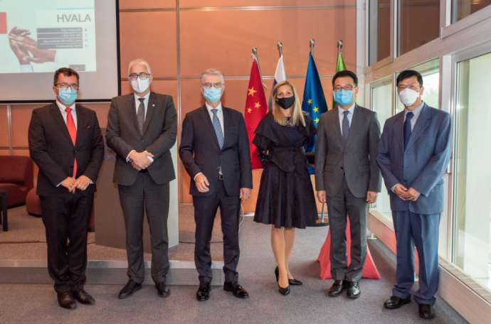 GZS Establishes Slovenian-Chinese Business Council