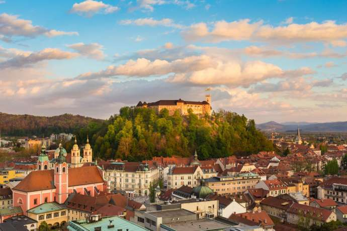 Ljubljana – A Green, Active City is Waiting for You