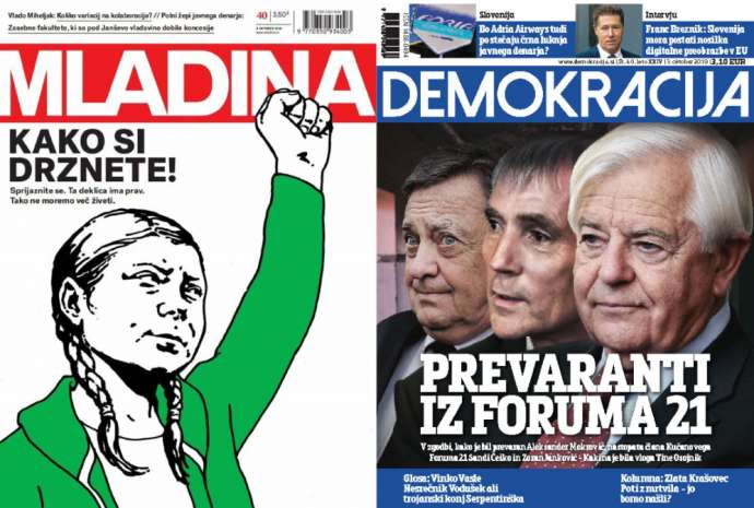 What Mladina & Demokracija Are Saying This Week: Foreign Takeovers Vs Bojan Požar