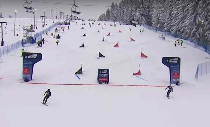 Enjoy the FIS World Cup in Parallel Giant Snowboarding in Rogla for Free, 18 January 2020