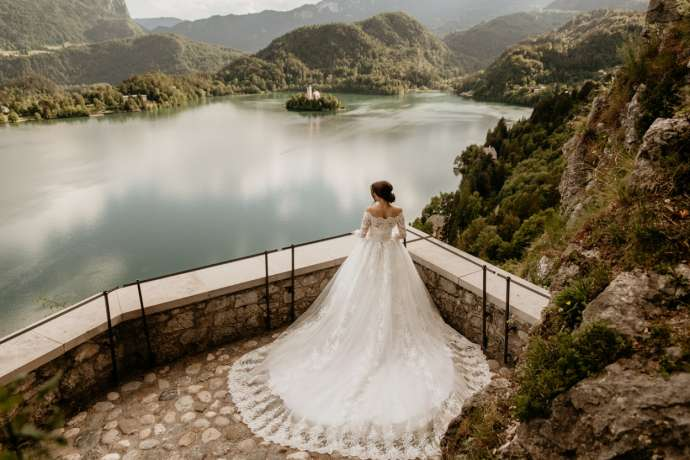 Explore Amazing Wedding Venues at Lake Bled