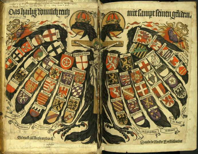 Feudal ranks and houses of the Holy Roman Empire