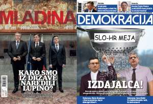 What Mladina & Reporter Are Saying This Week: Domobranci & the Church vs Socialism is Theft